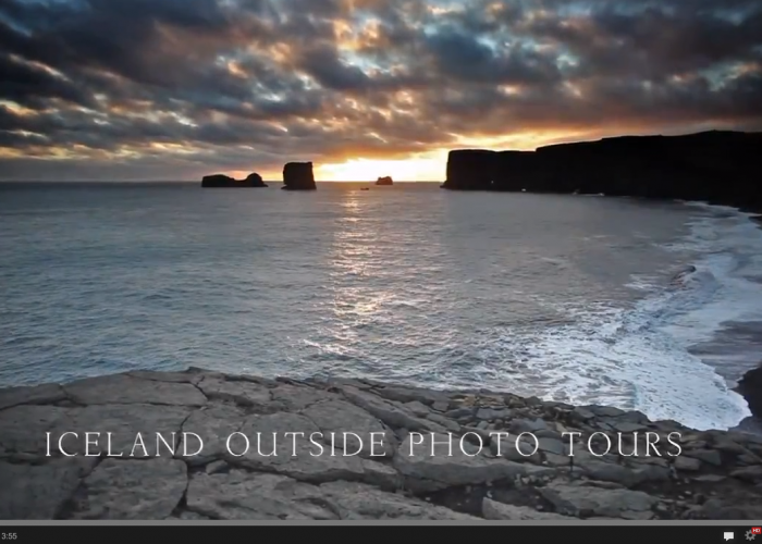 Video – South Coast of Iceland