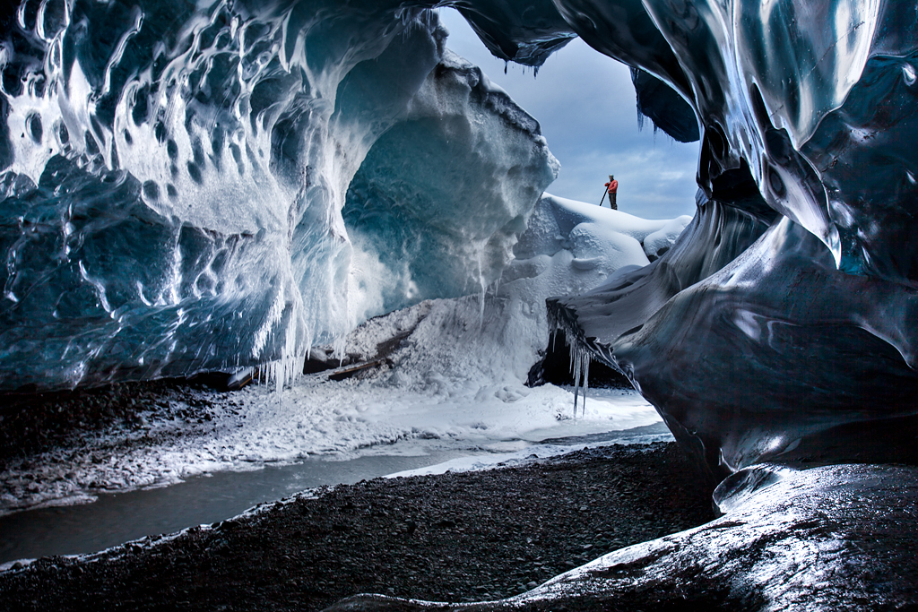 Ice Caves 2014 – 2015