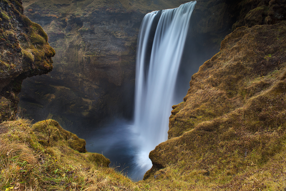 Waterfalls of Iceland I  – South